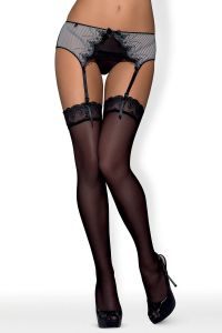 Obsessive Greyla stockings - szary
